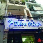 Làm bảng hiệu Spa giá rẻ tại Quận Phú Nhuận